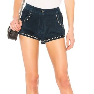 Understated Leather Free People Shorts